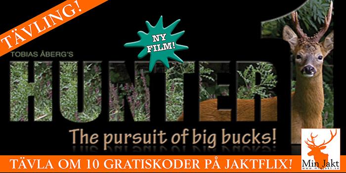 Tävling Hunter 700x350px